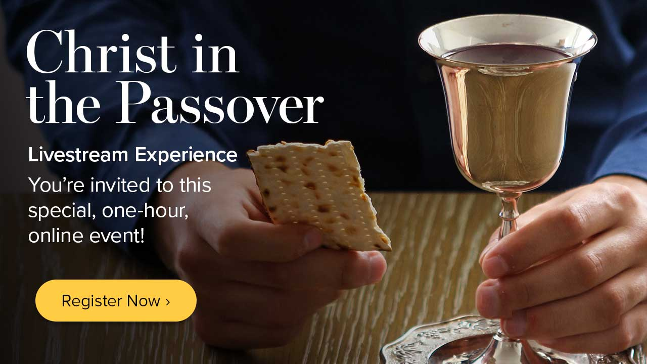 ChristInThePassover