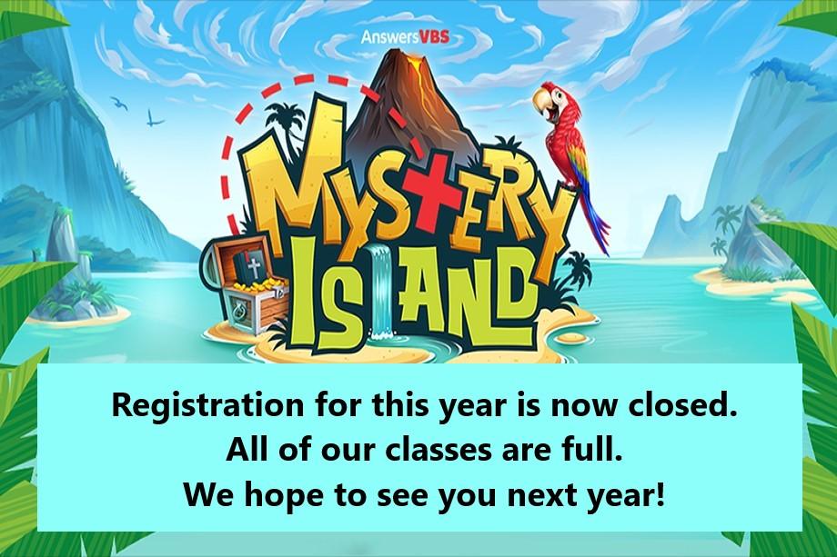 Mystery Island Dates